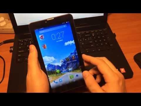 Обзор Планшет - телефон Lenovo A8i 3G 1GB/8GB GPS