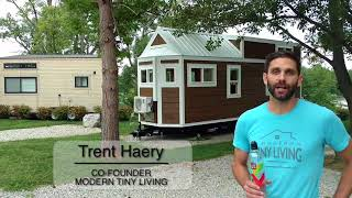 Modern Tiny Living Interview With Columbus Dispatch