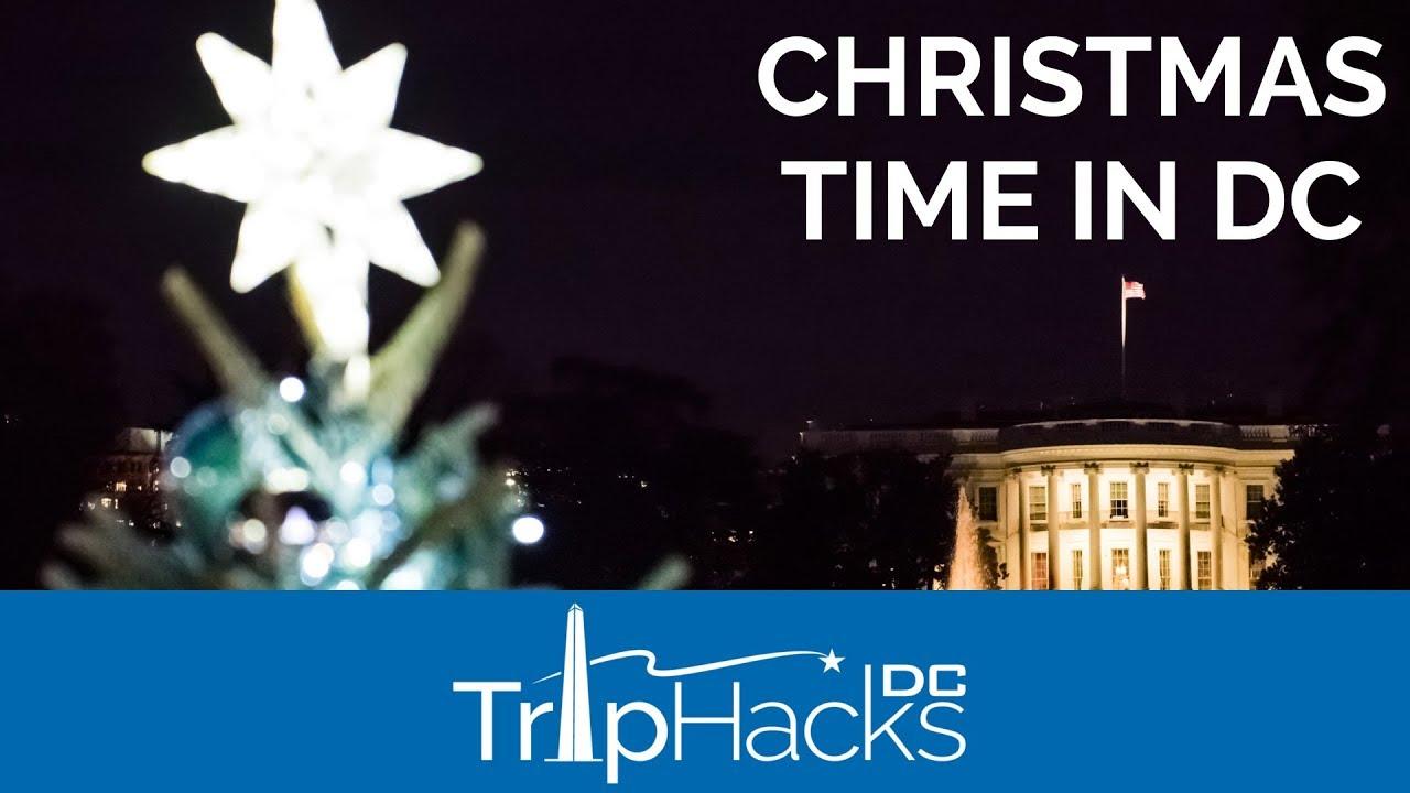 Christmas Time In Washington Dc.Less Touristy Christmas Ideas In Washington Dc