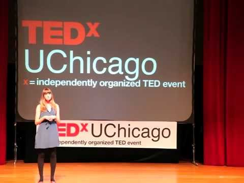 Sex and Passion: Jessica Ladd at TEDxUChicago