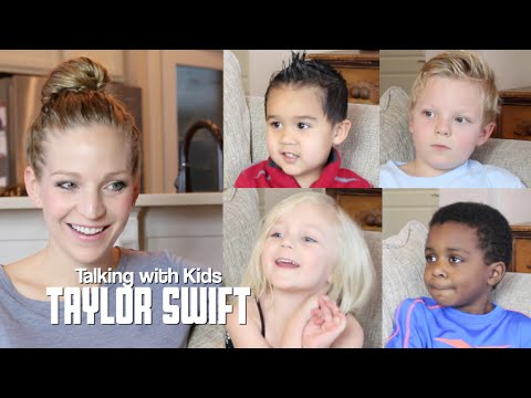 A Mom Asked Some Kids About Taylor Swift And Their Answers Are Adorable And Hilarious