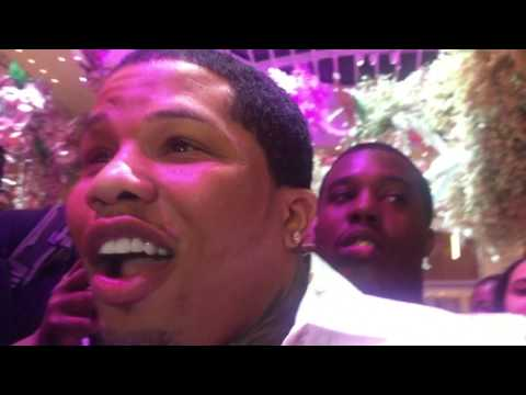 Heated: Gervonta Tank Davis and Tevin farmer almost fight