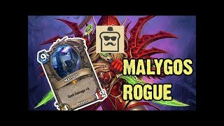 [Disguised Toast] Malygos OTK Rogue - Hearthstone Standard Deck!
