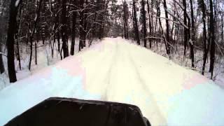 Дорога в Коропово