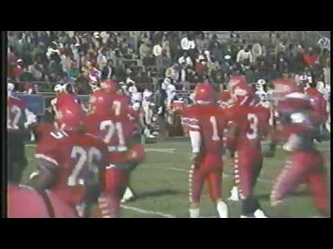 Delaware State vs South Carolina State Home Coming 1988