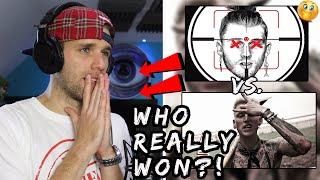 Rapper Reacts to Eminem Killshot vs. MGK Rap Devil!! | WHO HIT HARDEST?! (FULL BREAKDOWN)