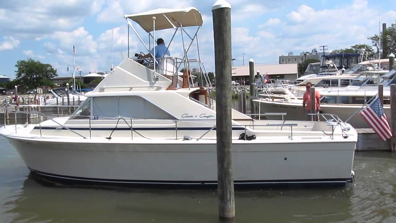 1968 31 Chris Craft Commander Sports Express 2013 Youtube