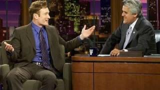 Jay Leno Attacking Conan O'Brien