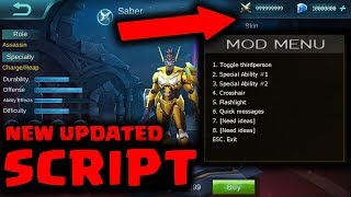 OMG, MOBILE LEGENDS HACK! ( NO ROOT, EASY AND ONLINE! ) 1.2.07.1842 HACK