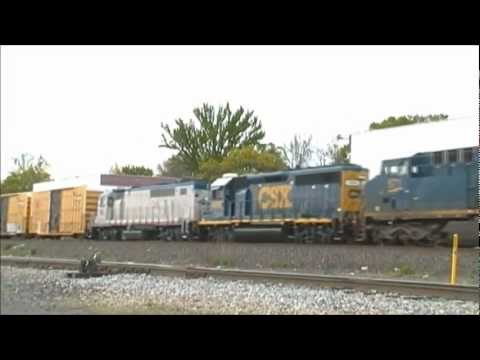 April River Line Railfanning: Canadian Pacific GEs, Amtrak GP38H-3, Horn Shows, and More!