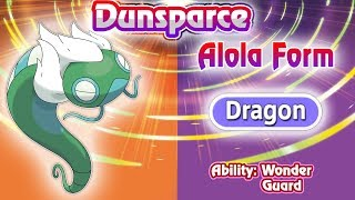 New Alolan Forms in Pokemon Ultra Sun and Ultra Moon | Gen 7 [Fanmade]