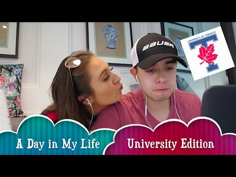 Day in the Life of a UofT Student ~ Follow me around University of Toronto