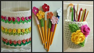 Beautiful Crochet Decoration Ideas