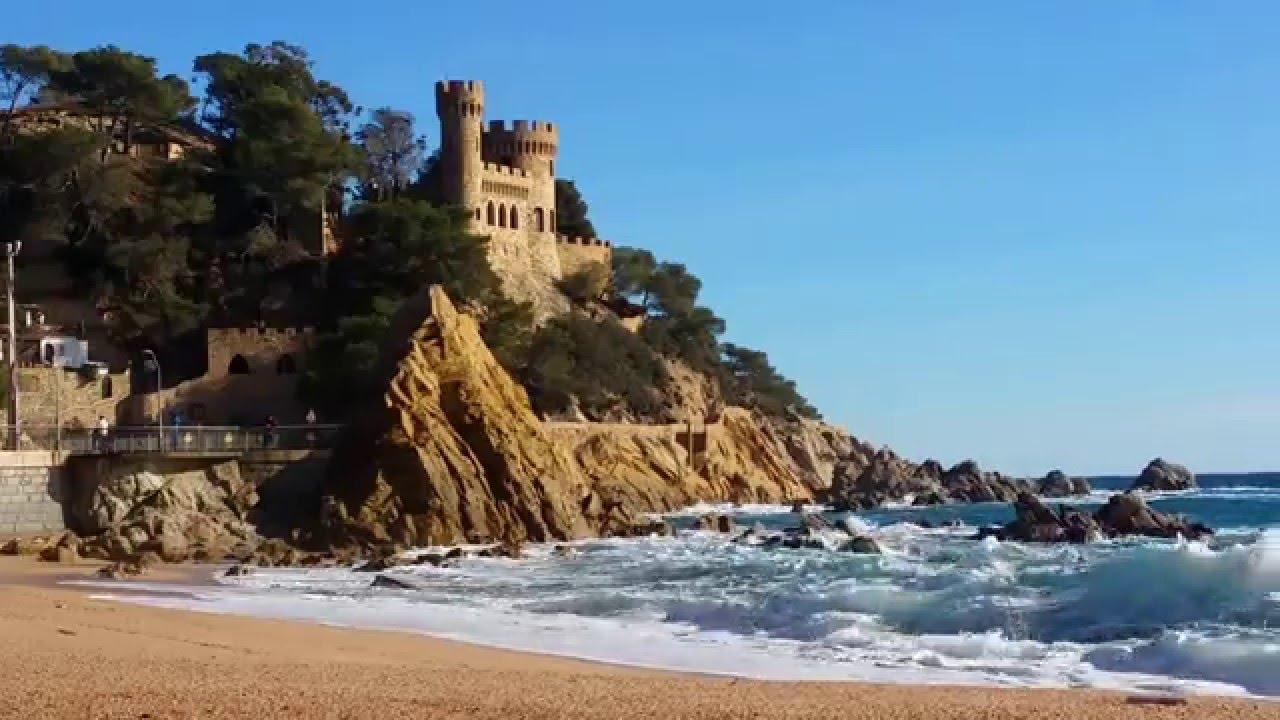 Lloret de Mar, Spain - YouTube