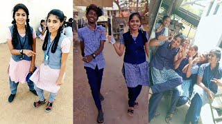 School Boys & Girls Tiktok Videos | Part-16