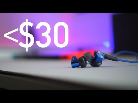 The Best Budget Earbuds Under $30? Sony MDR-XB50AP Review