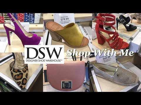 DSW Designer Shoe Warehouse * Shoes & Handbags * SHOP WITH ME *