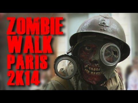 Zombie Walk Paris 2014 By Cosak Captive Prod