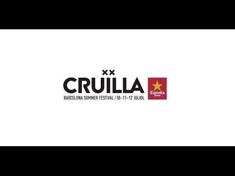 Festival Cruïlla Barcelona - Line Up 2015