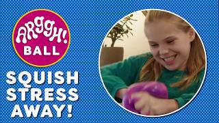 Arrgh Ball Giant Stress Ball Product Video
