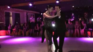 Выступление легенды аргентинского танго Мигеля Зотто