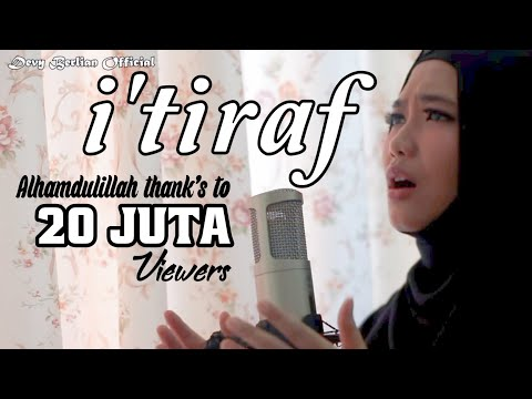 I'TIRAF (sebuah pengakuan) syair doa Abu Nawas cover by DEVY BERLIAN | link download di description
