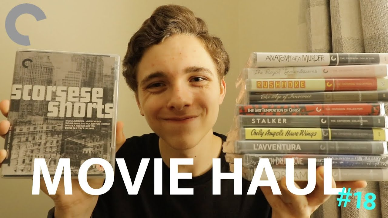 Download Scorsese Shorts - HUGE Criterion Blu-ray Haul (BFI, Premium Collection, Masters of Cinema) Haul #18