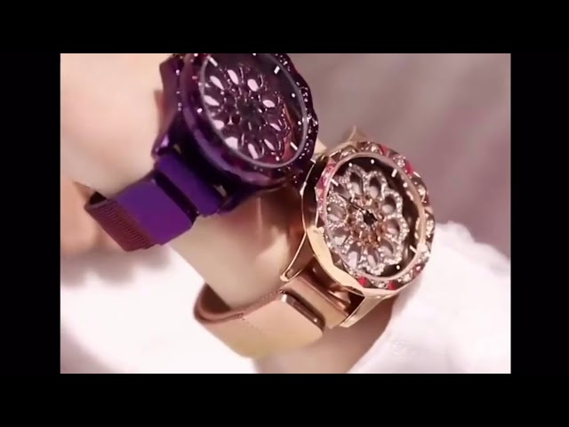 Часы Chanel с вращающимся циферблатом