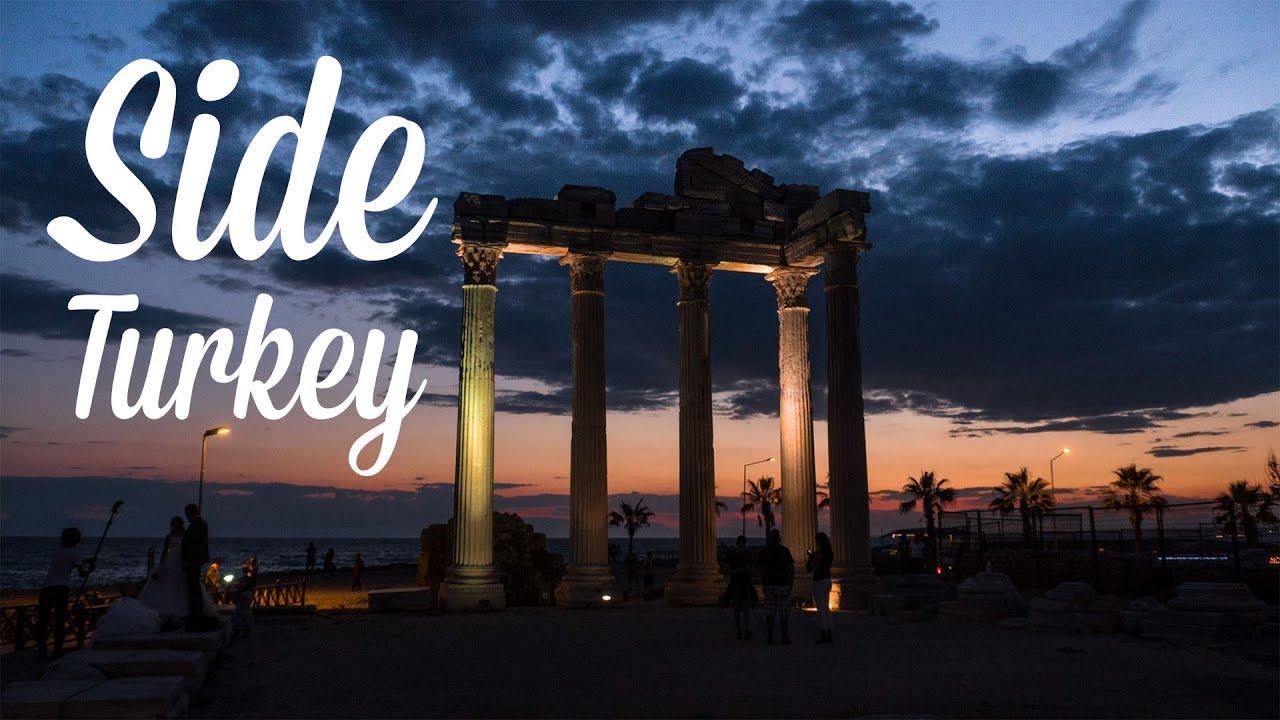 Side Turkey - Travel Guide