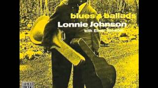 Lonnie Johnson Savoy Blues
