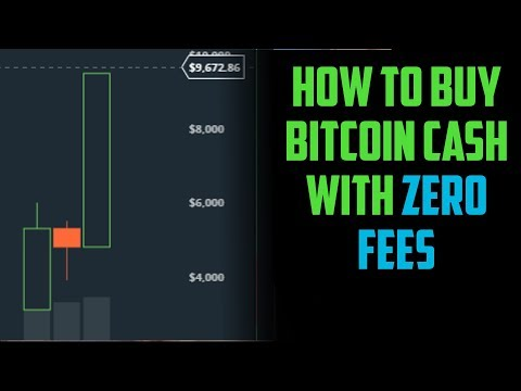 How To Buy Bitcoin Cash on Coinbase And Trade Altcoins with ZERO Fees| Cryptocurrency Trading