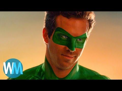 Top 10 Biggest DC Movie Blunders