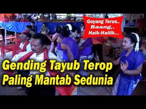 Gending Tayub , Gonggomino - Ladrang Gleyongan, Mantab Cuyyy...