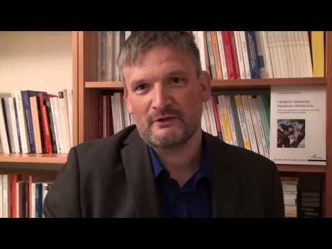 HERBERT SPENCER, PENSEUR PARADOXAL - François-Xavier Heynen