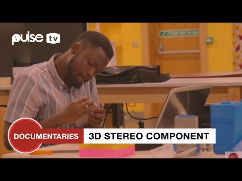 Business Insider: 3D Printing Of A Broken Stereo Component By GE Garage Lagos