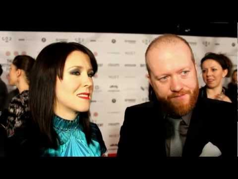 Alice Lowe and Steve Oram Interview - The British Independent Film Awards 2012