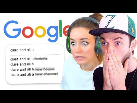 Answering Google's MOST SEARCHED questions...