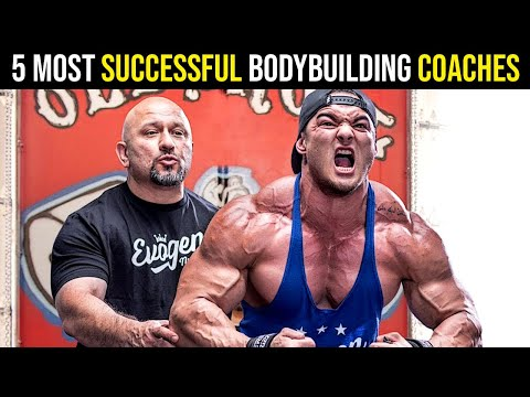 5 Most Successful Coaches In The Bodybuilding World