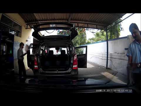 Maruti Suzuki making fool, car send for servicing and return after a car wash
