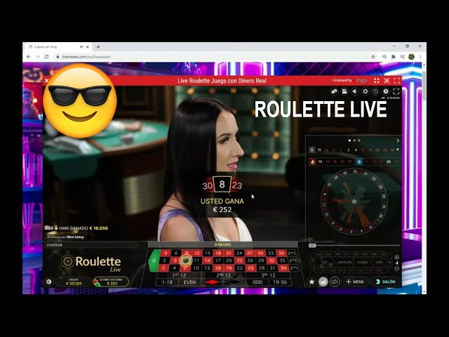 Roulette Live 👉 Roulette Casino Strategy New Video 100€ A 357€