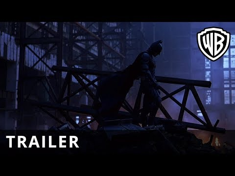 Christopher Nolan 4K Ultra HD - Trailer - Warner Bros. UK