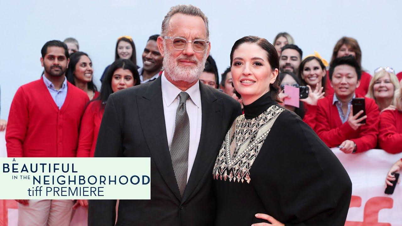 'A Beautiful Day in the Neighborhood' TIFF Premiere