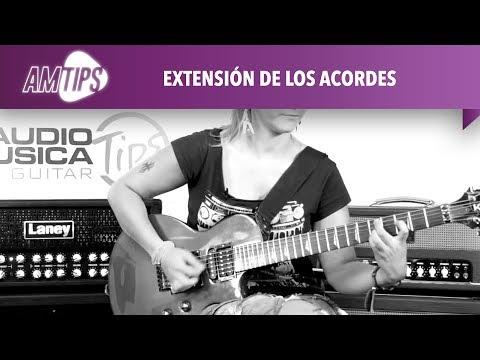 Audiomusica Tips | Extensión de los acordes