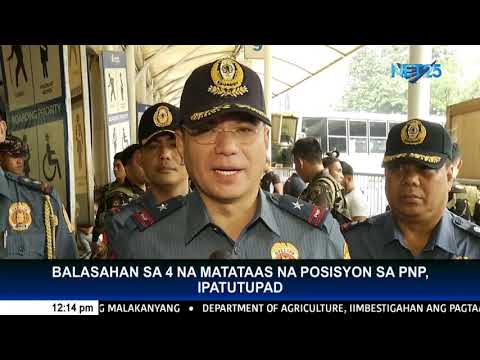 Police official who said Trillanes should study statistics named new NCRPO chief