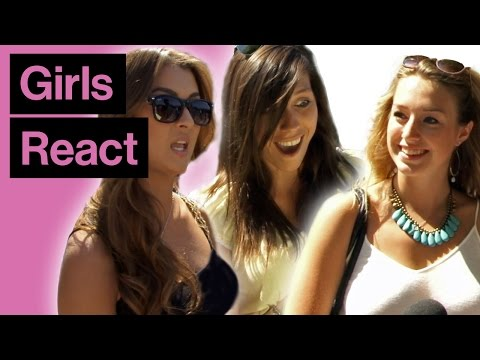Girls React… To Wayne Rooney's Weekly Wage