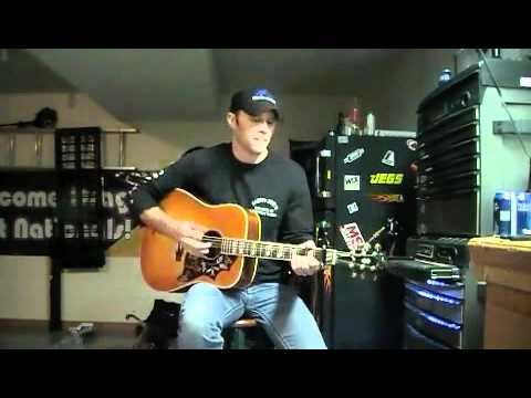 My Kinda Party by Jason Aldean (cover) Travis Gibson