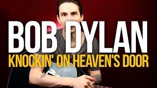 Урок Как Играть Разбор Аккорды Knocking On Heavens Door Bob Dylan Guns N' Roses -  Первый Лад