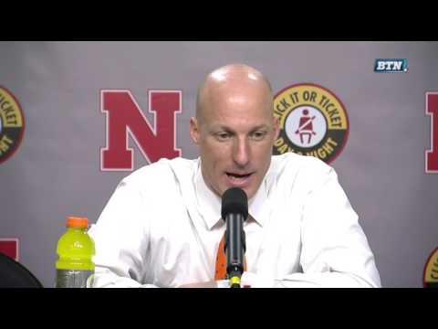John Groce Post-Nebraska Press Conference