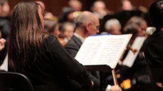 Ola Rudner mit der Württembergische Philharmonie | Brahms, Ungarischer Tanz Nr. 2
