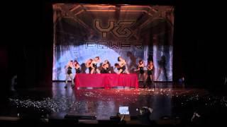 [YG SHOW 2014 - YG POWER] 08. TOP (BIGBANG) SOLO (DANCE COVER)